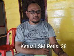 Kejaksaan Negeri Kuala Tungkal di Minta LSM Petisi 28 Panggil dan Periksa Kadis Dispora Terkait Pemeliharaan Kantor Disporabudpar