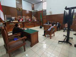 LQ INDONESIA LAWFIRM Memeriksa AHLI PIDANA Dalam Membela ADVOKAT Yang Dipidanakan INDOSURYA Atas UU ITE
