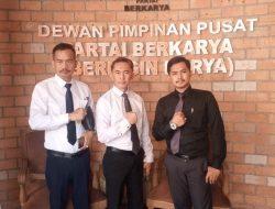 Dr. Dwi Seno Wijanarko, S.H.,M.H., CPCLE Mengapreasiasi Rapat Koordinasi Partai Berkarya