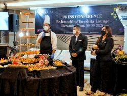 Ketum PPWI Hadiri Acara Re-Launching Teraskita Lounge Jakarta