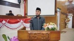 Ketua Fraksi PKB Ahmad Zaki,ST Pertanyaan Ke Seriusan Pemkab Tanjab Barat Terhadap Jalan Penghubung