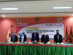Pengenalan Program studi dan Almamater STIH Painan, Dr. Dwi Seno Wijanarko,S.H.,M.H.,CPCLE CPA menyampaikan Orasi Ilmiah kepada Mahasiswa