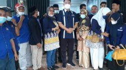 Ketua DPW Partai NasDem Provinsi Jambi Silahturahmi ke DPD Partai NasDem Tanjab Barat