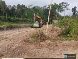 Tambang Bodong Di Rejomulyo Sugihwaras Ngancar Diduga Adanya Konsorsium Terselubung