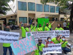 SBSI 1992 Desak Pengusaha Hotel Bintang Baru Bayar Hak Normatif Karyawan