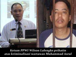Hanya di Indonesia, Anak Walikota Korupsi, Wartawan yang Dipenjara