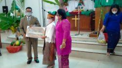 HKBP Kuala Tungkal Rayakan Pesta Gotilon dan HUT Gereja HKBP Kuala Tungkal ke 67 Tahun