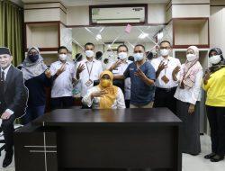 RSUD Kabupaten Bekasi Lakukan Studi Banding Ke RSUD CAM